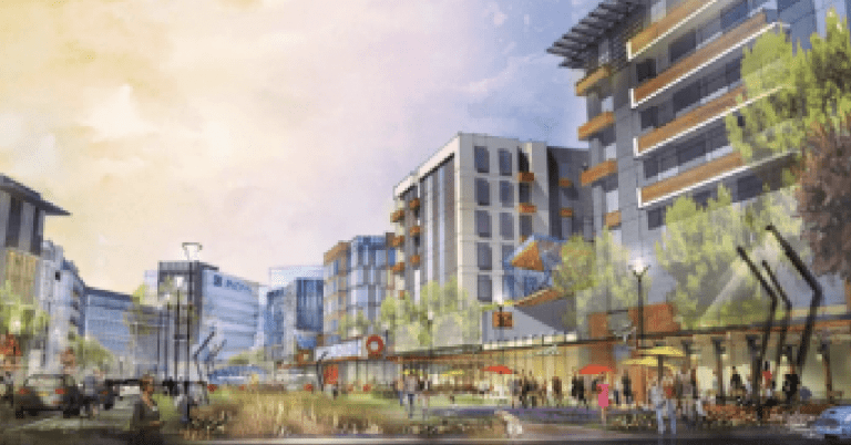 Landmark Mall Approved by City Council as Mixed-Use Community/Medical Campus
