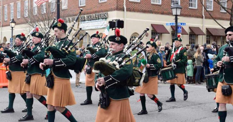 Celebrate Halfway to Saint Patrick's Day with The Ballyshaners