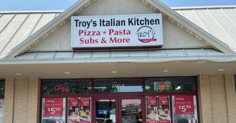 Delicious Italian Food for Both Meat Eaters and Vegans at Troy's Italian Kitchen
