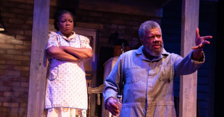 """""""Fences"""" at Little Theatre of Alexandria is Strong and Absorbing"""