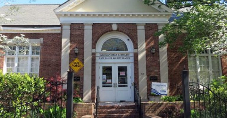 Alexandria Library Invites Residents to Sign Up for a Library Card in September