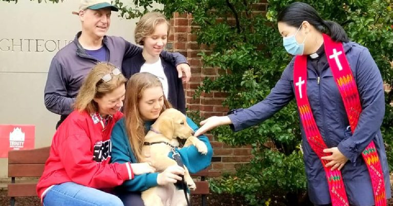 Public Invited: Blessing of the Animals