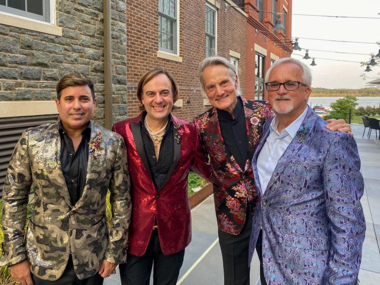 Salon MONTE Celebrates One Year in Old Town: PHOTOS