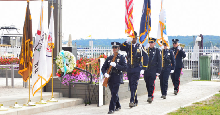 Alexandria Hosts 9/11 Remembrance Ceremony at Waterfront Park
