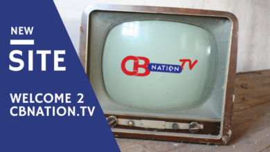 Welcome to CBNation TV