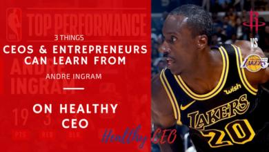 Healthy CEO