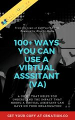 100+ Ways to Use a Virtual Assistant eBook