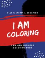 I AM CEO Coloring Book