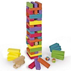 Equilibloc color madera de Janod