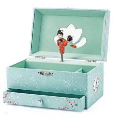 Caja de música Geisha