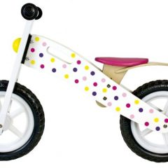 bicicleta de madera jabadabado