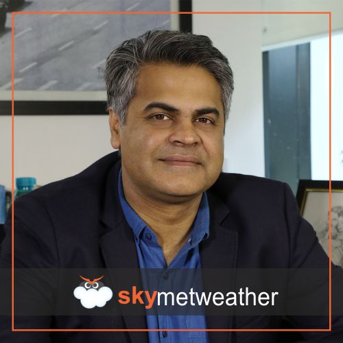 Jatin Singh Skymet Weather