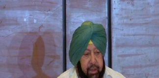 Punjab Chief Minister Captain Amarinder Singh (Photo: ANI)