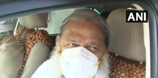 Haryana Health Minister Anil Vij (Photo: ANI)