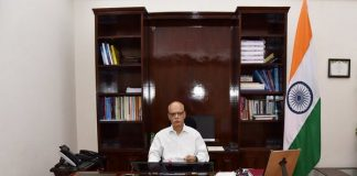 Tarun Bajaj, Secretary, Department of Economic Affairs, Ministry of Finance.