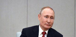 Russia President Vladimir Putin (Photo: ANI)