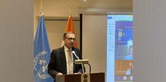 Permanent Representative of India to the United Nations, TS Tirumurti