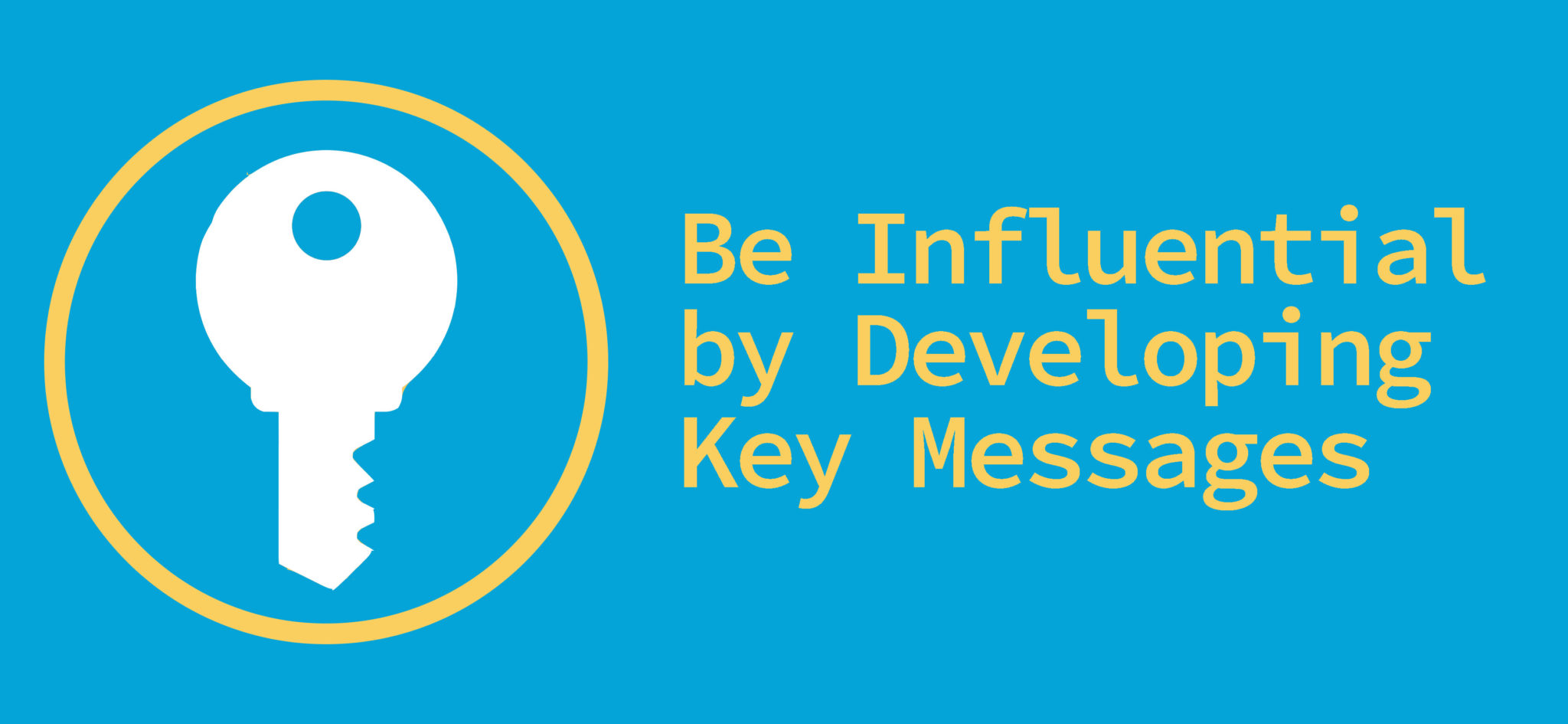 developing key messages