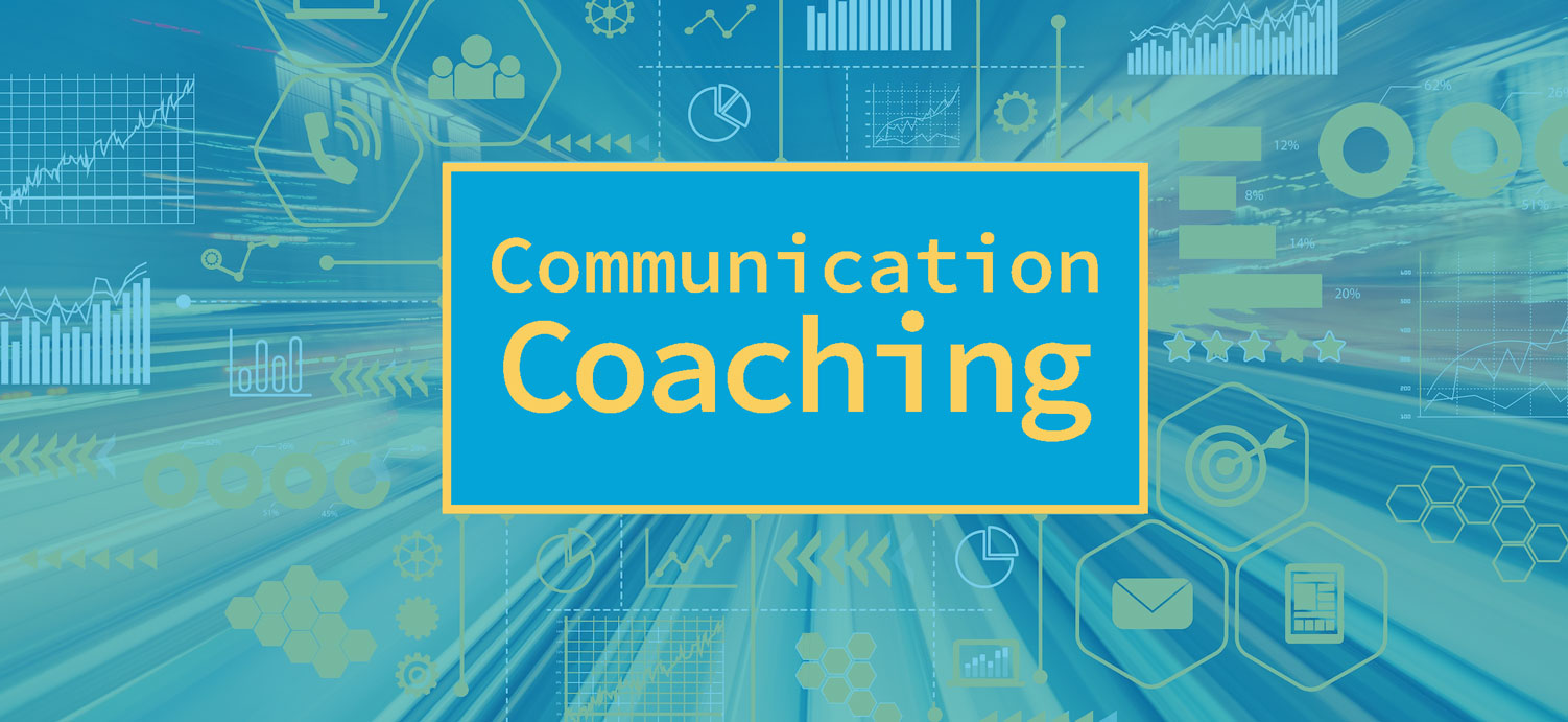 What is a communication coach?