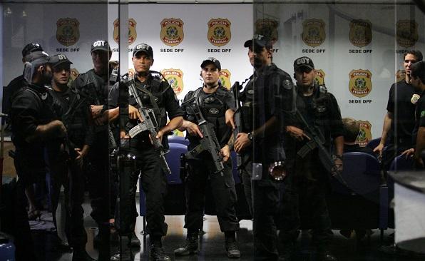 como entrar na policia federal