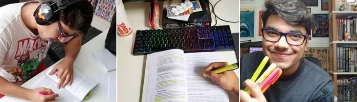 lei seca como estudar segundo momento grifando