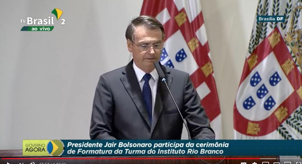 CACD 2019 bolsonaro