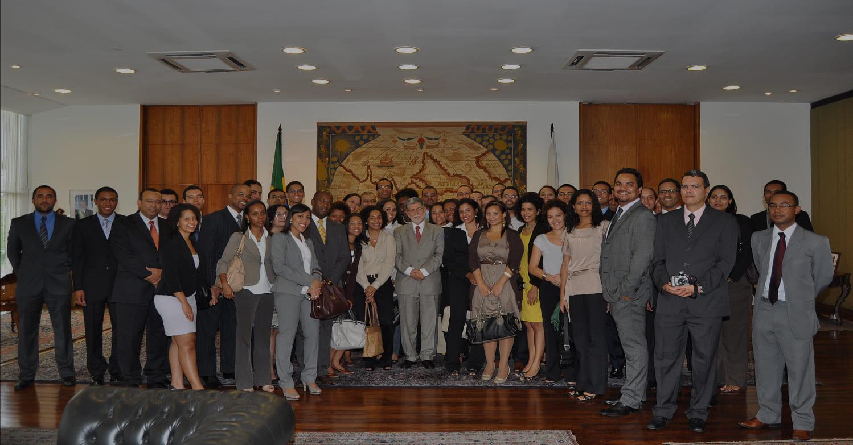 Diplomatas Instituto Rio Branco