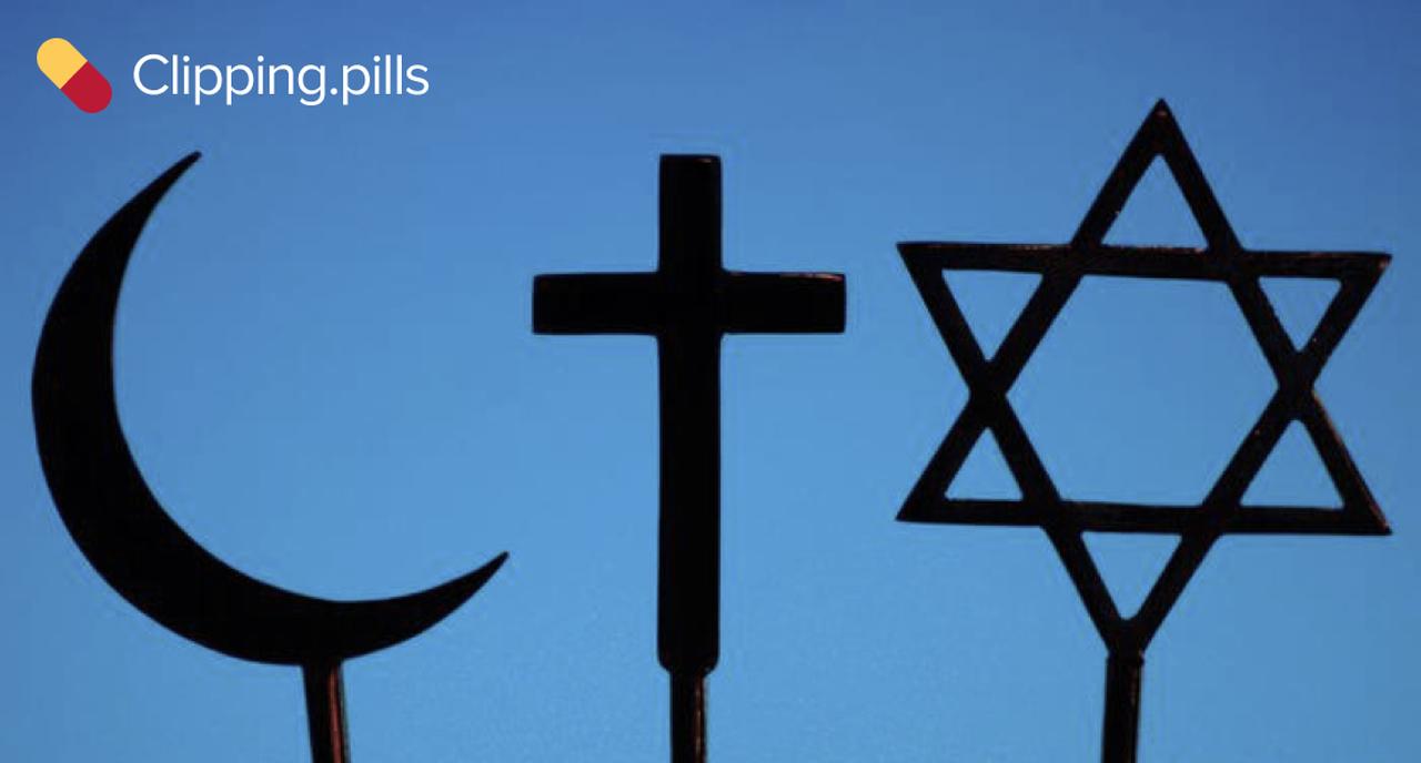 Clipping Pills Lberdade Religiosa