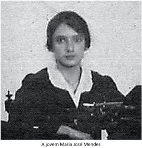 Maria José de Castro Rebello Mendes