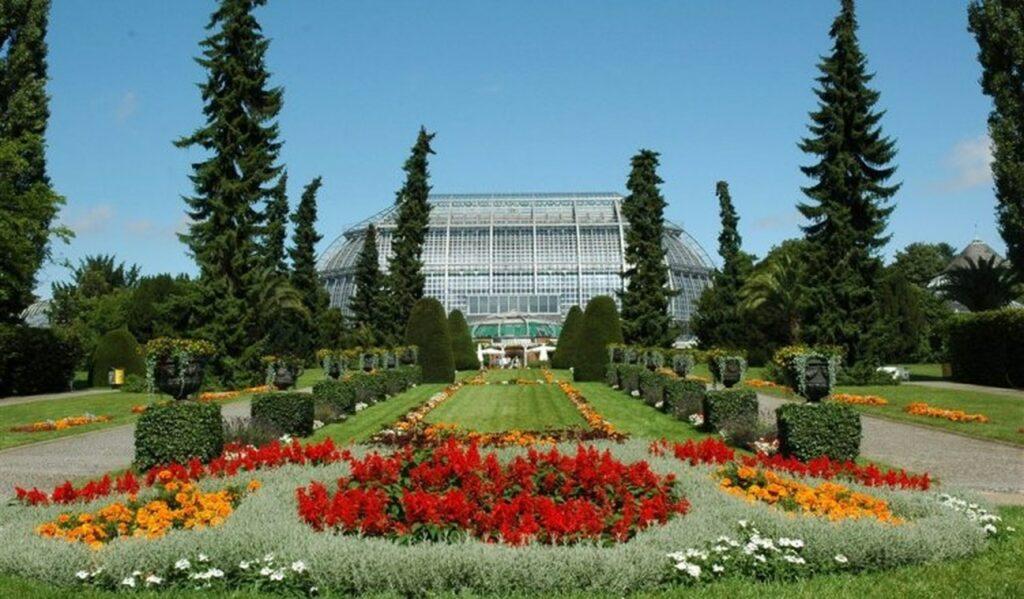 Jardim Grosses Tropenhaus na Alemanha