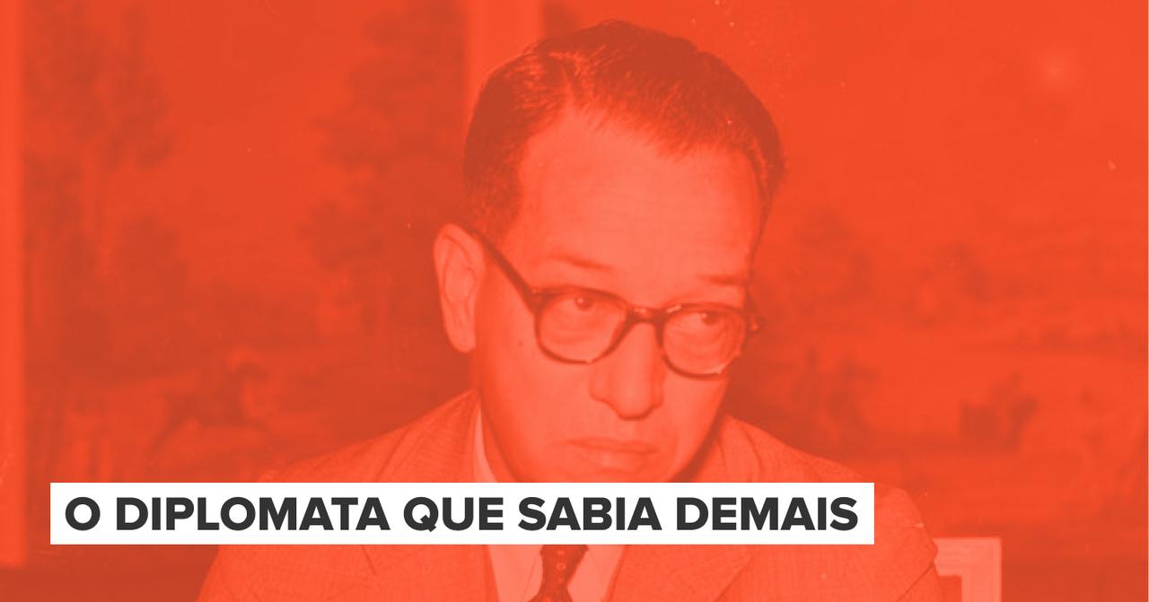 José Jobim escrevendo