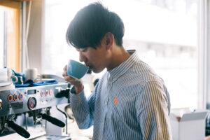 川野優馬 - LIGHT UP COFFEE