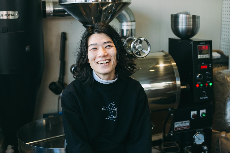 宮崎弘隆 - LIGHT UP COFFEE