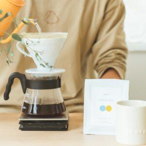 おいもに合うコーヒー LIGHT UP COFFEE