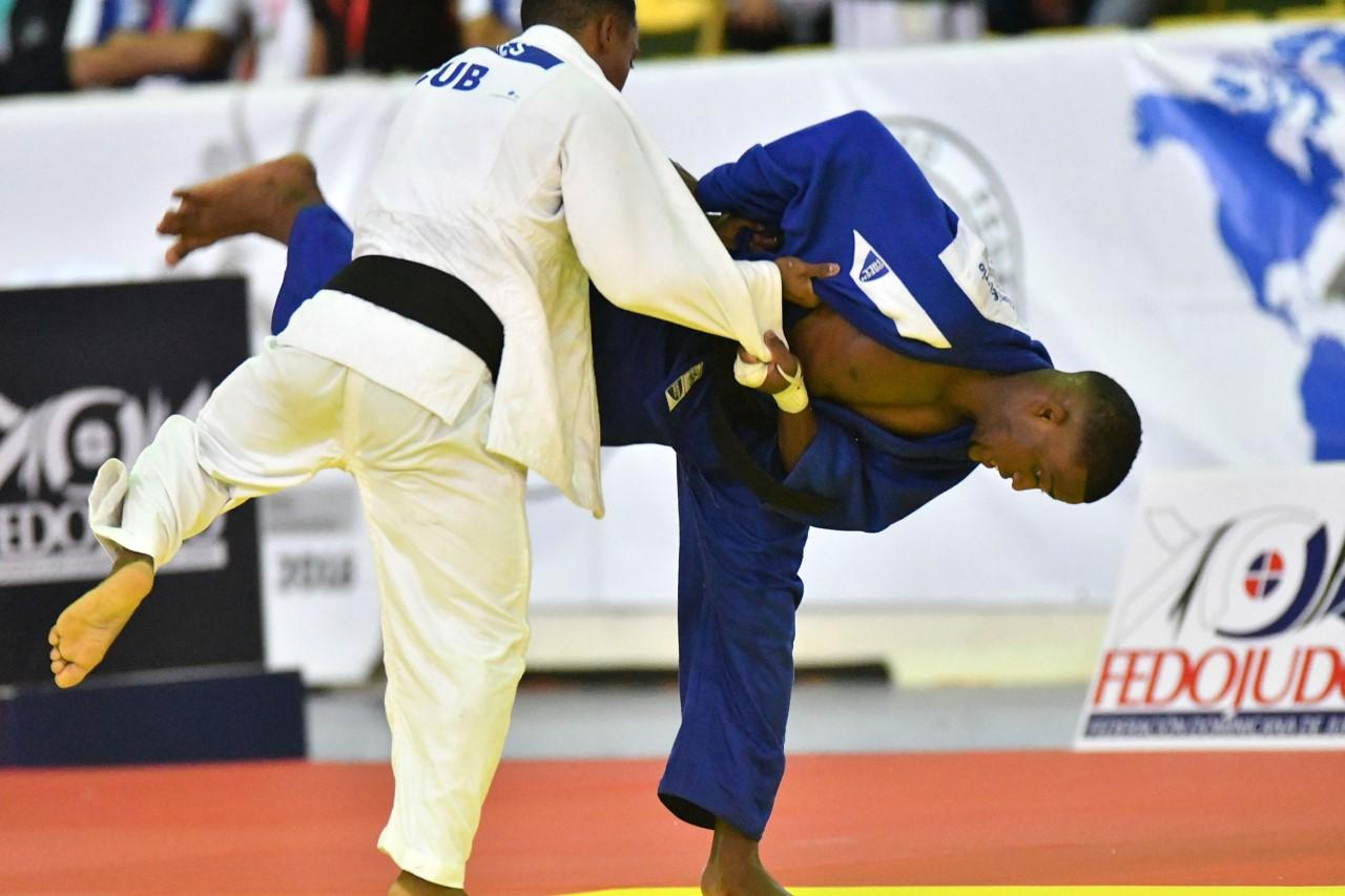 Deportistas de 15 países clasifican al judo de Centroamericanos 2018