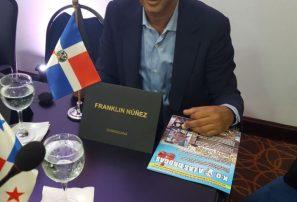 Comisionado de Boxeo Franklin Núñez participa en Convención de la AMB