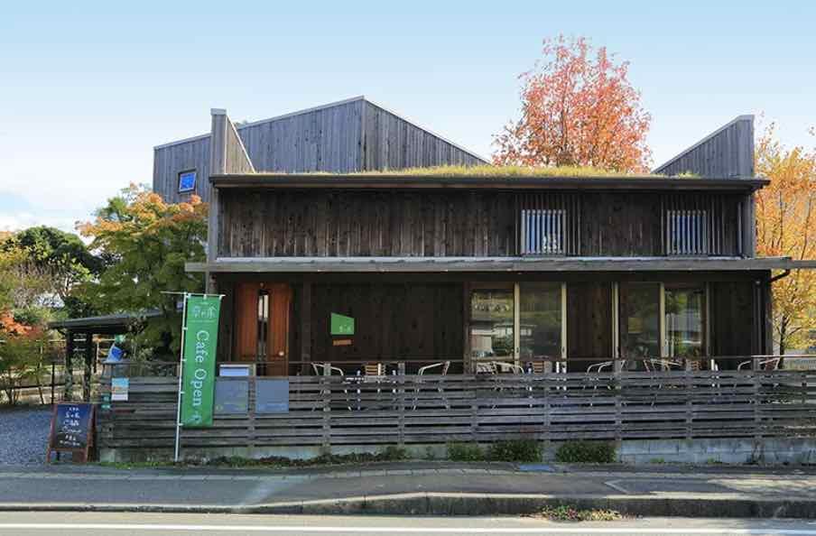 福岡のカフェ 太宰府 草の家