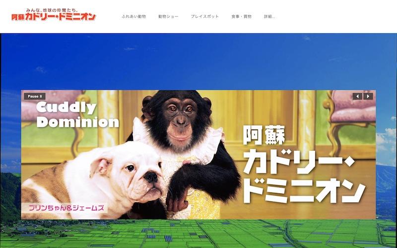 カドリードミニオン公式サイト