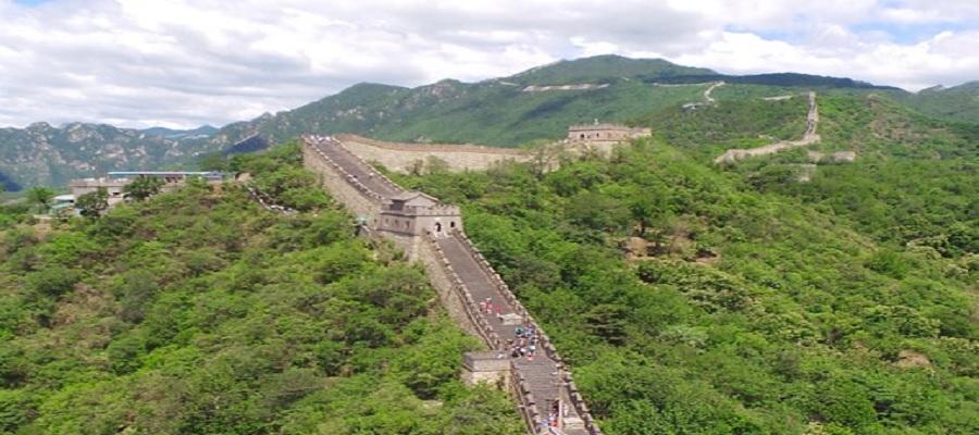 pechino muraglia