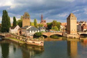 ponts couverts strasburgo