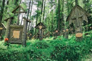 Brunico cimitero austro-ungarico