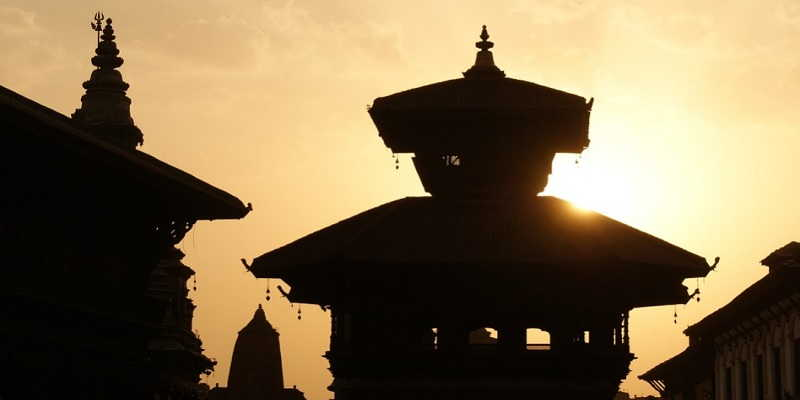 tramonto-kathmandu