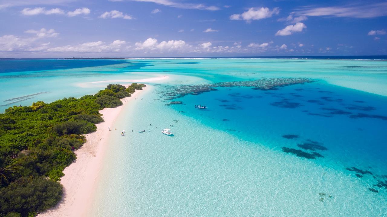 Maldive (immagine di copertina per ComeViaggiare nell'estate 2019)