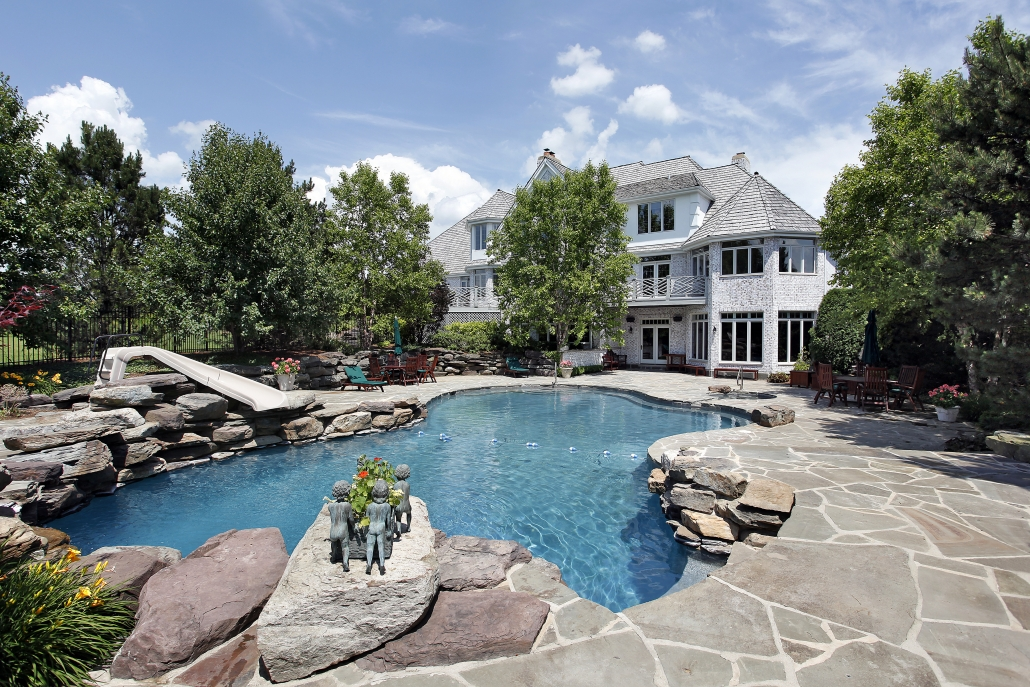 Gunite Pool Design Long Island Montauk NY