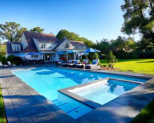 Gunite Pool installation Long Island Suffolk NY