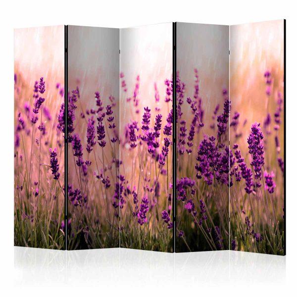 ARTGEIST Lavender in the Rain II rumdeler - multifarvet print (172x225)