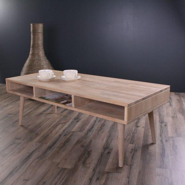 Belfort sofabord, massiv eg 60x120 cm