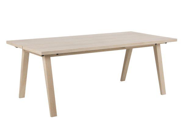 A-Line plankebord - natur egetræsfinér/egetræ, rektangulær (200x95), m. udtræk