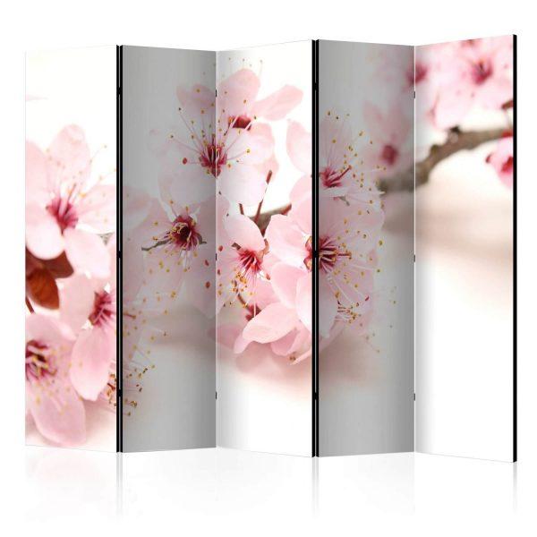 ARTGEIST Cherry Blossom rumdeler - Lyserød blomstermotiv (172x225)