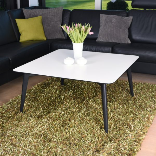 Sofabord, Reims, hvid højtrykslaminat